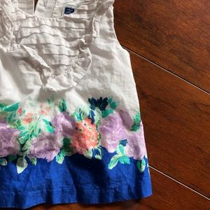 Adorable Janie and jack girls top
